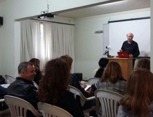 """O workshop """"Reformulando Crenças"""" foi um sucesso!"""