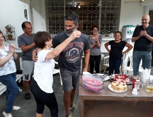Manutenção do Núcleo | Aniversário Willian e Regina